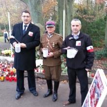 Kwesta na ekshumację i identyfikację Żołnierzy Wyklętych